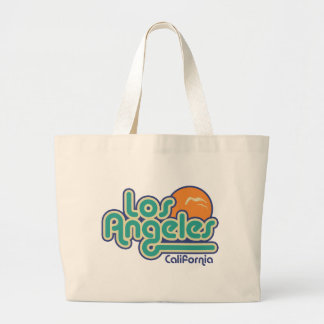 Los Angeles Large Tote Bag