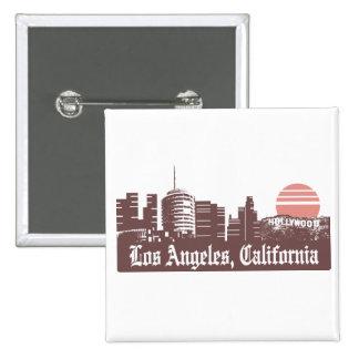 Los Angeles Linesky Pins