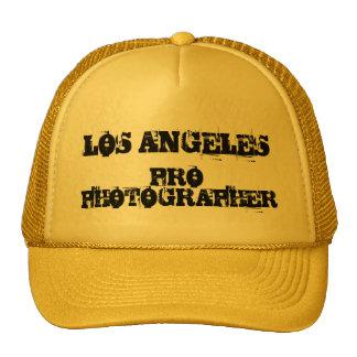 LOS ANGELES PRO PHOTOGRAPHER Hat