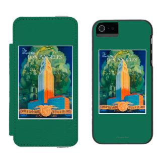 Los Angeles Promotional Poster Incipio Watson™ iPhone 5 Wallet Case
