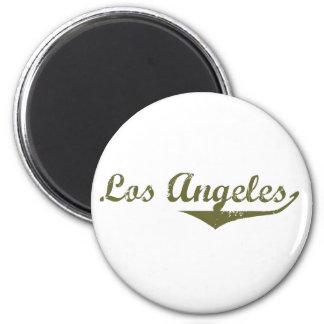 Los Angeles  Revolution t shirts Fridge Magnets