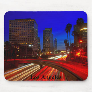 Los Angeles Rush Hour Mouse Pads