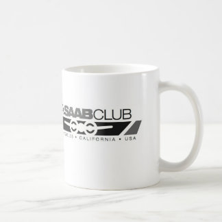 LOS ANGELES SAAB CLUB MUG