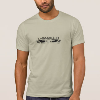 LOS ANGELES SAAB CLUB T SHIRT