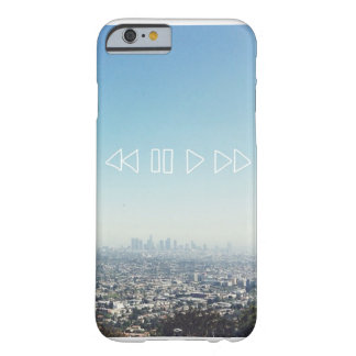Los Angeles Skyline - California Barely There iPhone 6 Case