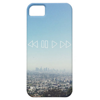 Los Angeles Skyline - California iPhone 5 Covers