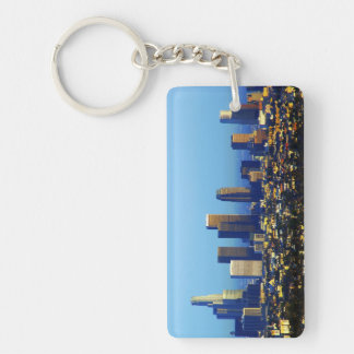 Los Angeles Skyline Keychain