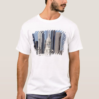 Los Angeles skyscraper buildings at midday T-Shirt