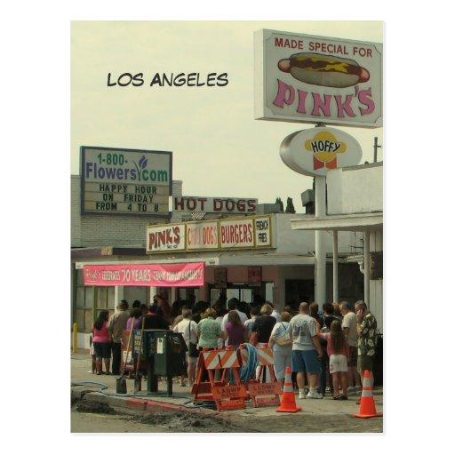 Los Angeles Super Postcard!