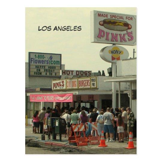 Los Angeles Super Postcard! Postcard