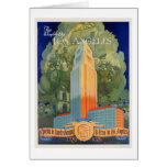 Los Angeles, the Wonder City Greeting Cards