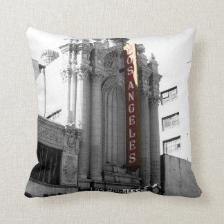 Los Angeles Theater Cushion