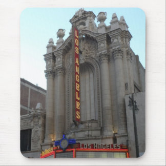 Los Angeles Theater Mousepad