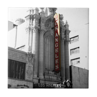 Los Angeles Theater Tile