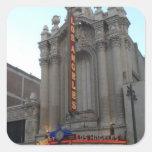 Los Angeles Theatre Square Sticker