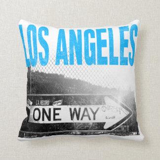 Los Angeles Throw Cushions