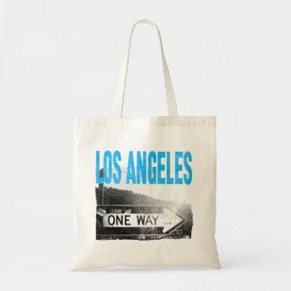 Los Angeles Budget Tote Bag
