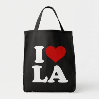 Los Angeles Grocery Tote Bag