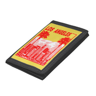 Los Angeles Tri-fold Wallet
