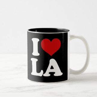 Los Angeles Two-Tone Mug