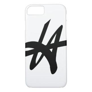 Los Angeles typography iPhone 7 case   LA