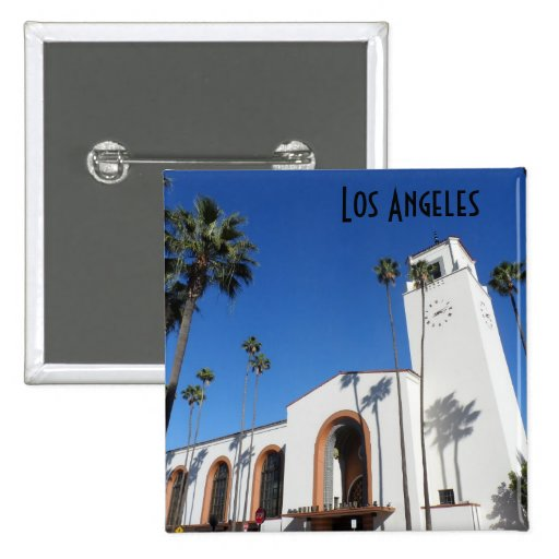 Los Angeles Union Station Pins