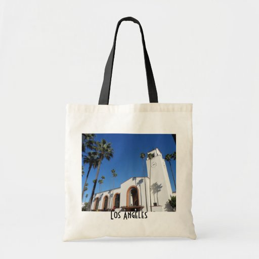 Los Angeles Union Station Tote Bag