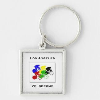 Los Angeles Velodrome keychain
