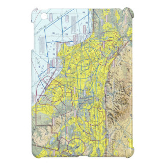 Los Angeles VFR Chart iPad Mini Cases