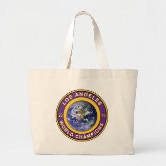 Los Angeles World Champions Canvas Bag