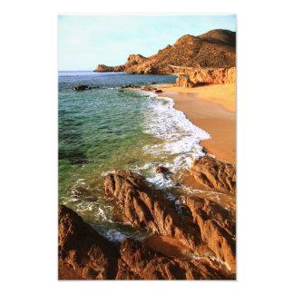 Los Cabos Coastal Seascape Photo