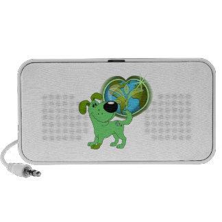 Los Cachorros Portable Speakers