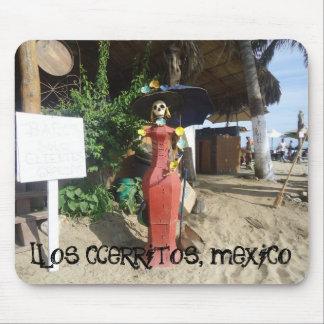 Los Cerritos, Mexico Mousepad