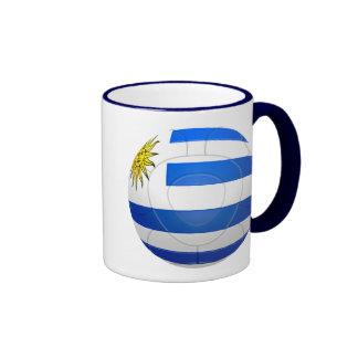 Los Charrúas - Uruguay Football Ringer Mug