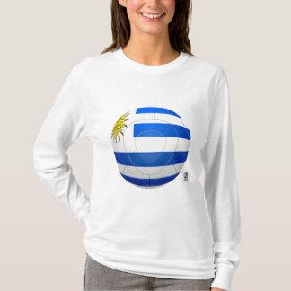 Los Charrúas - Uruguay Football T-Shirt