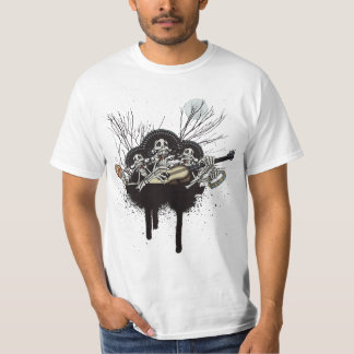 Los Dias de los Muertos Shirts