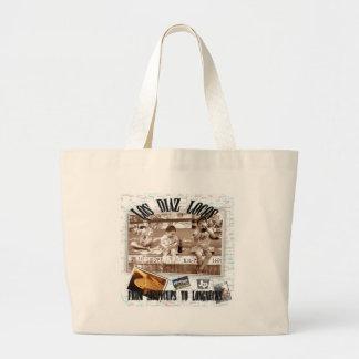 Los Diaz Locos Bag