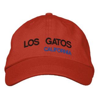 Los Gatos California Baseball Cap