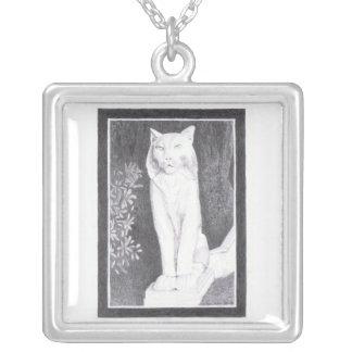 los gatos cats left custom jewelry