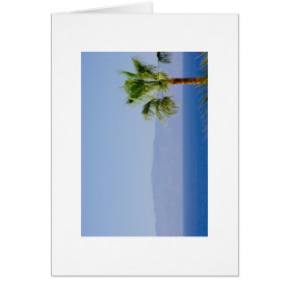 Los Gigantes, Tenerife Card