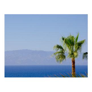 Los Gigantes, Tenerife Postcard