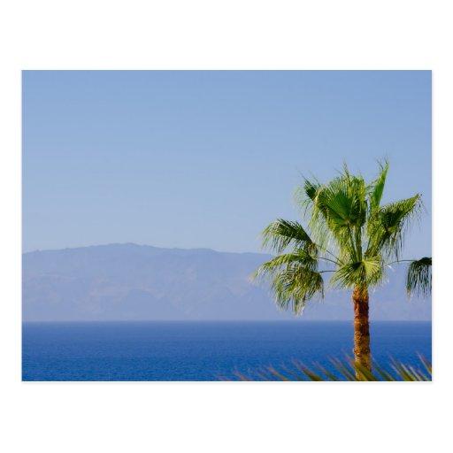 Los Gigantes, Tenerife Postcards
