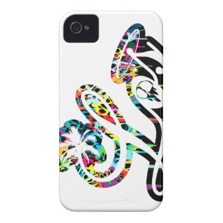 """""""Los"""" iPhone 4/4s cover...Skull Color Drip iPhone 4 Case-Mate Cases"""