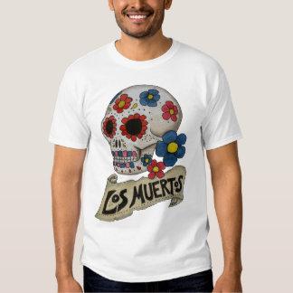 Los Muertos Skull Shirt