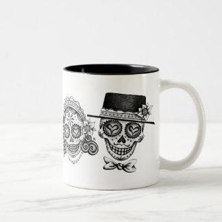 Los Novios - Day of the Dead Mugs