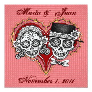 Los Novios Wedding Invitations