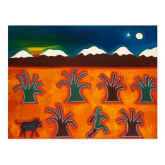 Los Olivos en el Invierno 2010 Postcard