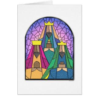Los Reyes Magos (The Three Kings) Card