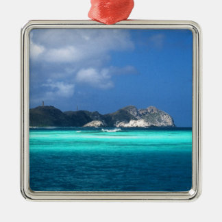 Los Roques Islands, Venezuela Christmas Ornament