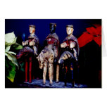 Los Tres Reyes #2 Greeting Card